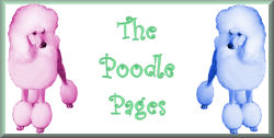 The Poodle Pages & Dog Blog